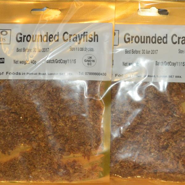 Ground Crayfish Pack of 10 x 40g