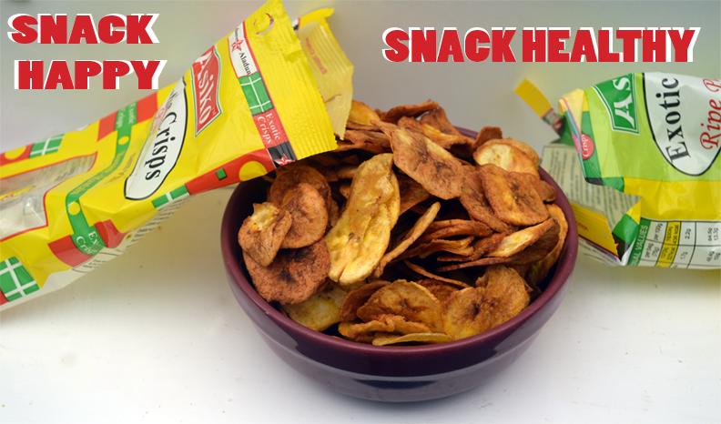 Sanack Happy, Snack Healthy