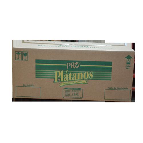 Platanos - Green Plantain Strips