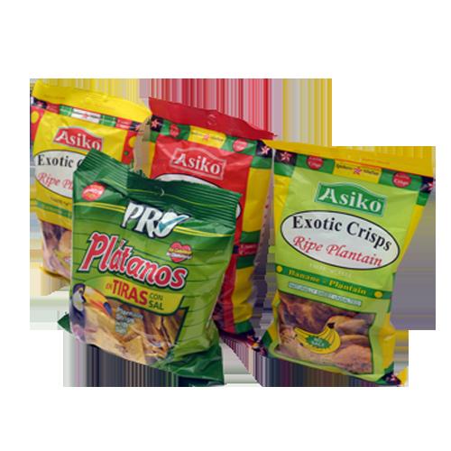 Asiko Plantain Crisps